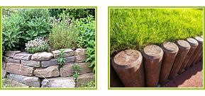 Impressionen Gartenpflege, Pflasterarbeiten, Winterdienst, Baumfällungen, Grabpflege u.m. - zur Projektgalerie
